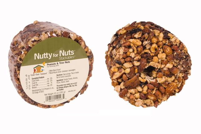 WBU Nutty for Nuts™ Stackables™