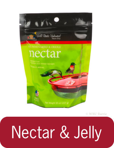 Food - Nectar & Jelly