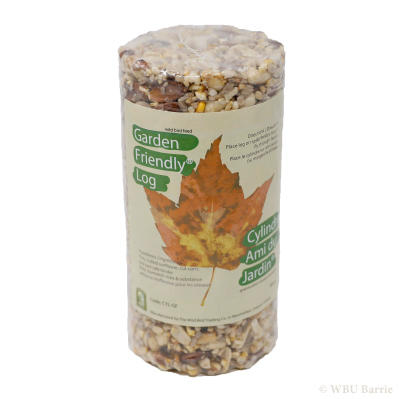 Garden Friendly™ Seed Log